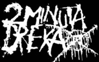 2 MINUTA DREKA - Logo - Printed Patch