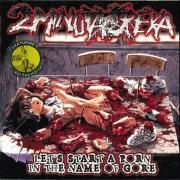 2 MINUTA DREKA - CD - Let's Start A Porn In The Name Of Gore + Rectal Mafia EP