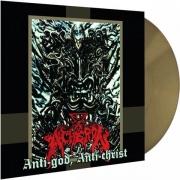 ACHERON - 12'' LP - Anti-god, Anti-christ (Bronze Vinyl)
