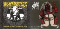 AGATHOCLES / SETE STAR SEPT - split 7'' EP - Braindead Politicians Extermination Squad / Tribute To Agathocles