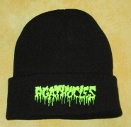 AGATHOCLES - green Logo -  woolen Hat
