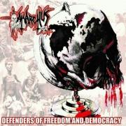 ANARCHUS - Digipak CD - Defenders of Freedom and Democracy