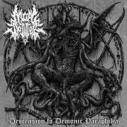ANGEL SPLITTER - CD - Descension To Demonic Paraphilia