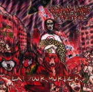ANIMALS KILLING PEOPLE - CD - Eat Your Murder