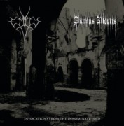 """ANIMUS MORTIS / EMPTY -12"""" LP- Split """"Invocations From The Innominate Void"""""""