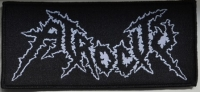 ATROCITY - Old Logo - woven Patch