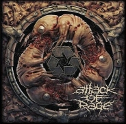 ATTACK OF RAGE - CD - Dogma