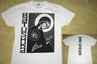 BATUSHKA - Virgin Mary - black/white - T-Shirt size L