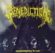 BENEDICTION - Experimental Stage - digital printed Patch
