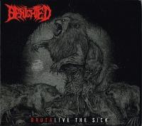 BENIGHTED - Digibook CD / DVD - Brutalive The Sick
