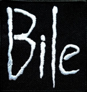 BILE - embroidered Logo Patch