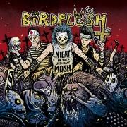 BIRDFLESH - Gatefold 12'' LP - Night of the Ultimate Mosh (RED Vinyl)