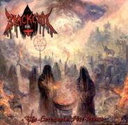 BLACKEVIL - 12'' LP - The Ceremonial Fire