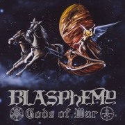 BLASPHEMY - CD - Gods Of War + Blood Upon The Altar