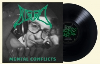 "BLOOD - 12"" LP - Mental Conflicts (black Vinyl) --- PRE-ORDER"