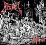 BLOOD - Jewelcase CD - Inferno