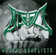 BLOOD - CD - Mental Conflicts