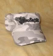 BRODEQUIN - Arctic Camo Army Cap