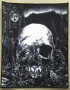 BUTCHER ABC - North of Hell - Backpatch