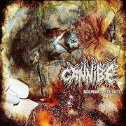 CANNIBE / CEREBRAL CRUSHER - split CD -