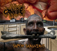 CANNIBE - Digipak CD - Sapor Sanguinus