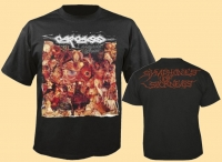 CARCASS - Symphonies Of Sickness - T-Shirts size M