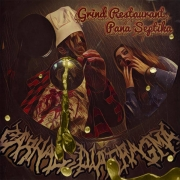 CARNAL DIAFRAGMA - CD - Grind Restaurant Pana Septika