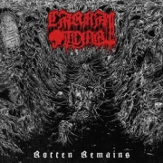 """CARNAL TOMB - 12"""" LP - Rotten Remains"""