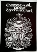CATASEXUAL URGE MOTIVATION - Backpatch
