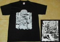 CEREBRAL ENEMA - Berlin Crime - T-Shirt