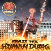 CEREBRAL ENEMA - CD - Erase The Human Dung
