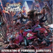 CEREBRAL INCUBATION - CD - Bifurcation Of Promordial Slamateurs