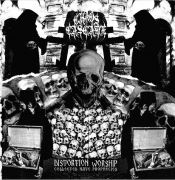 CHAOS CASCADE - CD - Distortion Worship (Collected Hate Prophecies)