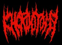 CHORDOTOMY - Logo - Sticker