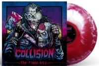 COLLISION - 12 '' MLP - The Final Kill (white-red splattered Vinyl)