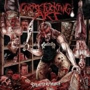 CORPSEFUCKING ART - CD - Splatterphobia