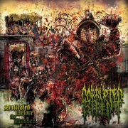 CORRUPTED SAINT - CD - Mutilated Before the Masses
