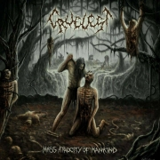 CRUELEST - CD - Mass Atrocity of Mankind