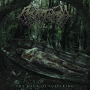 "CRYPTOPSY -12"" LP- The Book Of Suffering: Tome II"