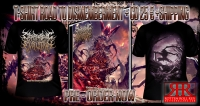 Bundle: CATASTROPHIC EVOLUTION - Shirt + CD - Road To Dismemberment - Size L