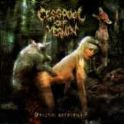 CESSPOOL OF VERMIN - CD -  Beastial Necrophilia