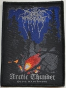 DARKTHRONE - Arctic Thunder - woven Patch