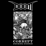 DOOM - Gatefold 12'' LP - Corrupt Fucking System