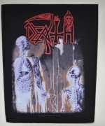 DEATH - Human - Backpatch