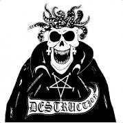 DESTRUCTION - Gatefold 12'' LP -  Bestial Invasion Of Hell (Black Vinyl)