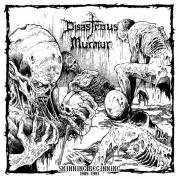 DISASTROUS MURMUR - Gatefold 12'' LP - Skinning Beginning 1989 - 1991