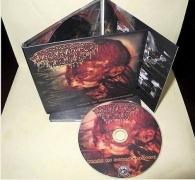 DISGORGED FOETUS - Digipak CD - Years Of Goremageddon