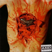 DISMEMBER - Jewelcase CD - Like An Ever Flowing Stream + Indecent And Obscene