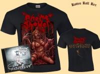 Bundle: ENEMA SHOWER - Sadomazoo - CD + T-Shirt