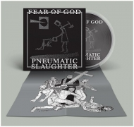 "FEAR OF GOD -12"" Gatefold LP- Pneumatic Slaughter (Picture Vinyl)"